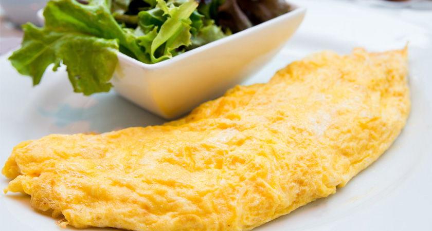 Resultado de imagen de foto tortilla francesa
