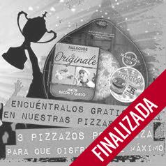 Colecciona las 32 camisetas del mundial con las Pizzas Palacios