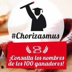 chorizasmus ganadores