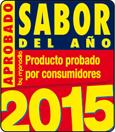 Premio Sabor del a�o 2015