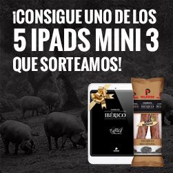 ¡Ya tenemos los nombres de los ganadores de los 5 iPad Mini!