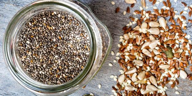 Los beneficios de tomar semillasç