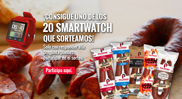 Sorteamos 20 smartwatches