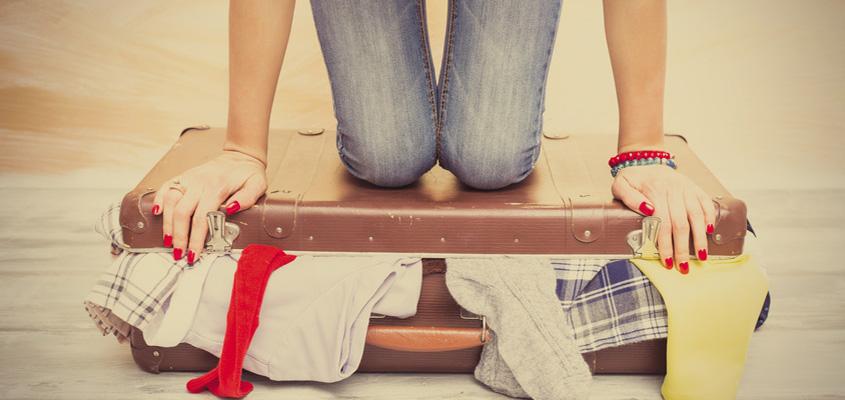 Cómo hacer la maleta de las perfectas vacaciones