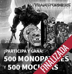 Transformers y Palacios