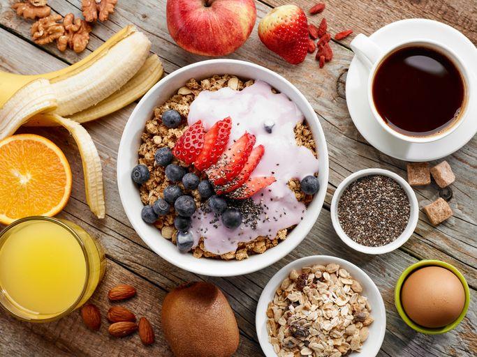 Los 8 mandamientos de un desayuno perfecto