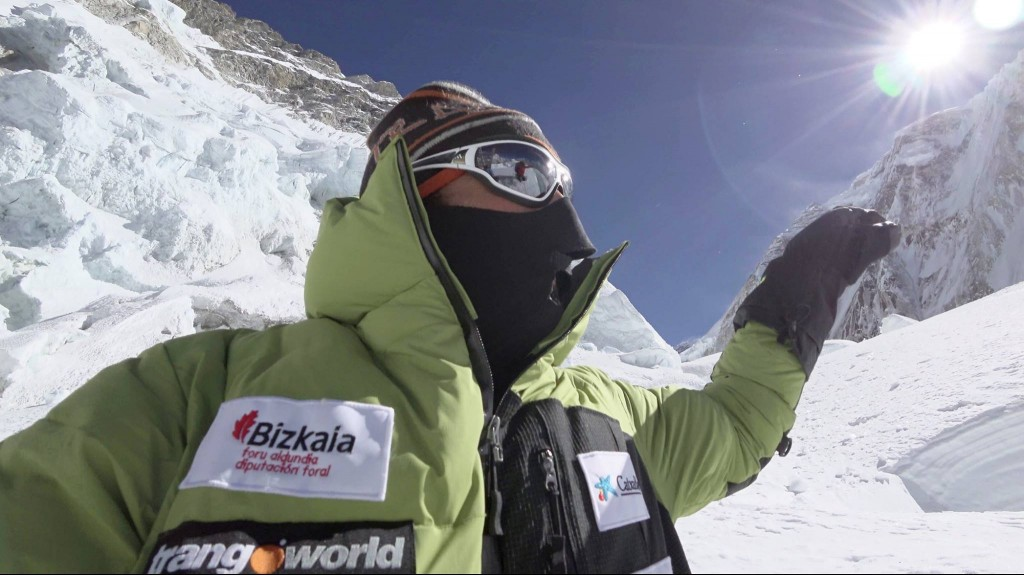 Al Everest sin oxígeno, pero con chorizo