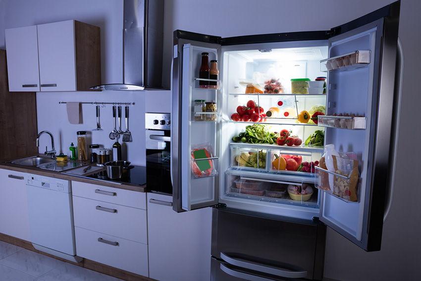 Limpiar y ordenar tu frigorífico ahorra energía