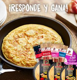 Promo tortilla casera Palacios