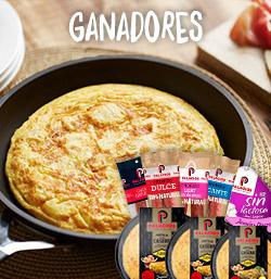 Listado de ganadores del concurso tortilla casera de Palacios