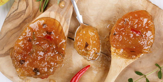 Chutney o chatny, la salsa ajustable