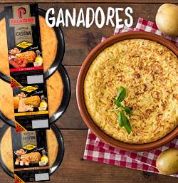 tortilla casera Palacios