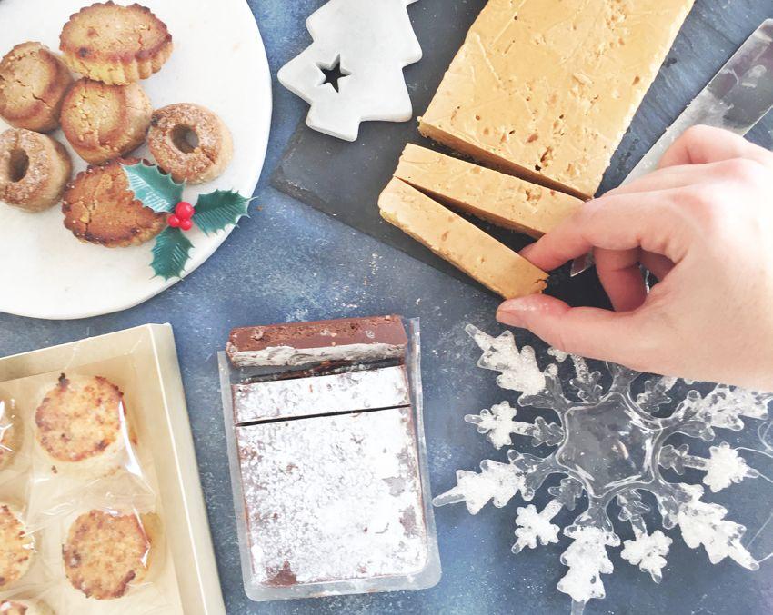 El origen de nuestros dulces de Navidad