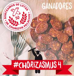 ¡Ya conocemos a los ganadores de Chorizasmus 4!