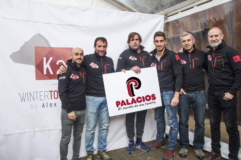 El alpinista Alex Txikon pretender escalar el K2 en invierno