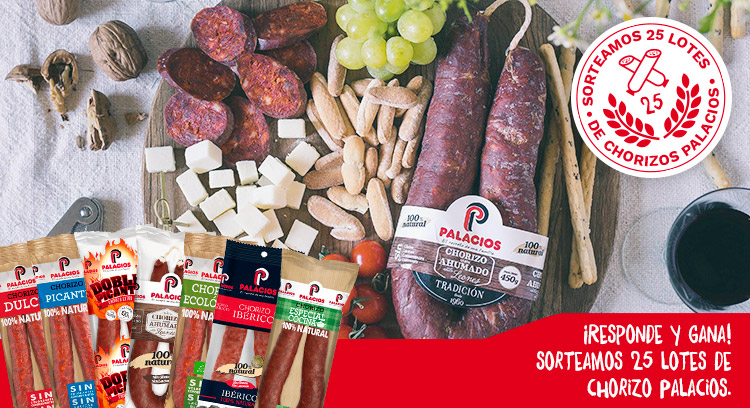 Responde nuestra pregunta sobre el Chorizo sabor Ahumado Estilo Leonés