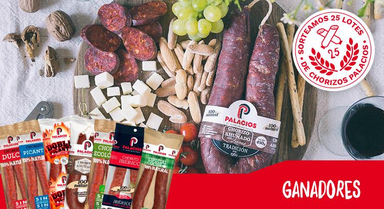 ¡Ganadores del concurso Chorizo Sabor Ahumado Estilo Leonés!