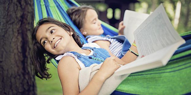 Cómo fomentar la lectura en vacaciones