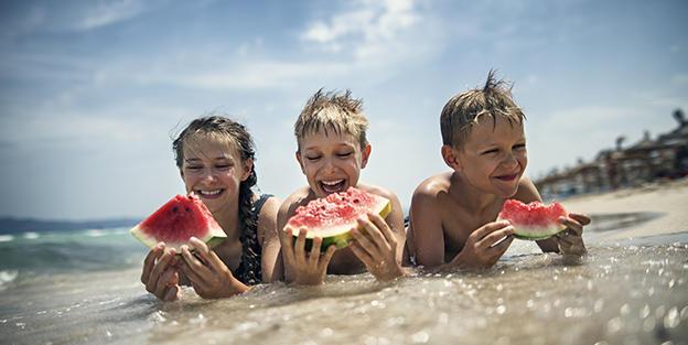 Alimentos que ayudan a mantener una buena hidratación