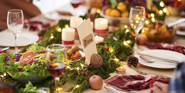 Platos típicos de Navidad en el mundo