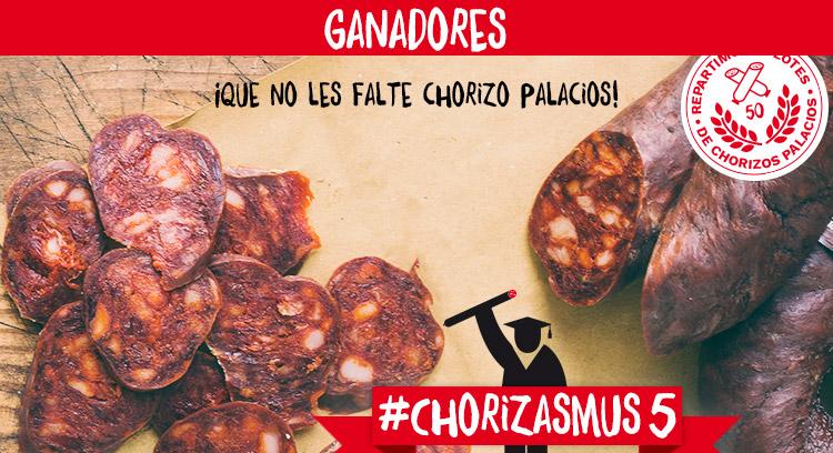 ¡Estos son los ganadores de Chorizasmus5!