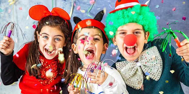 Disfraces fáciles y baratos para Carnaval
