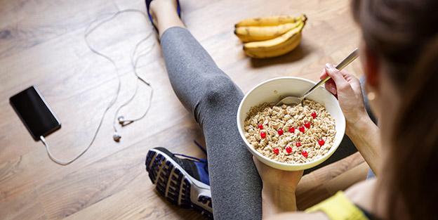 Estilo de vida saludable, frente a dietas de moda