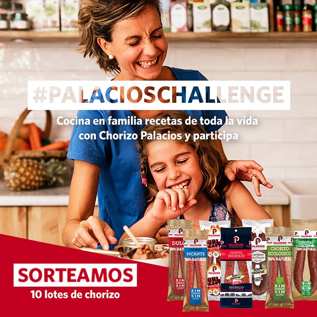 Palacios challenge
