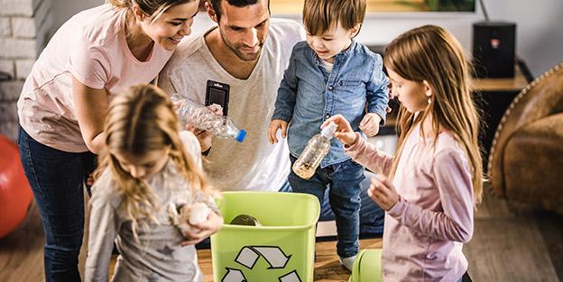 Cómo cuidar el Medio Ambiente en familia