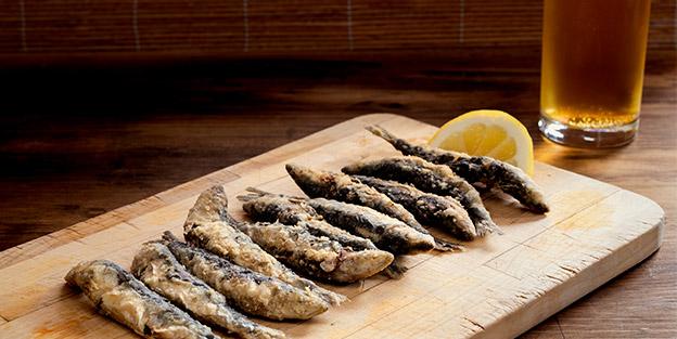 Origen e historia del pescaíto frito