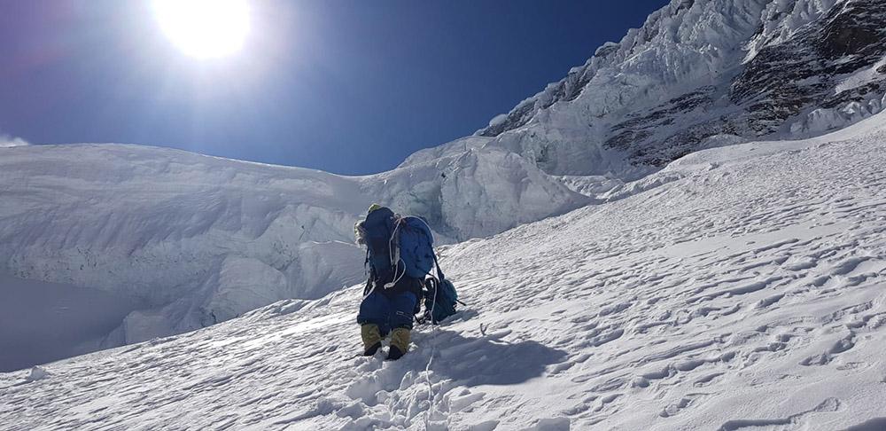 La cumbre del Manaslu tendrá que esperar a Txikon