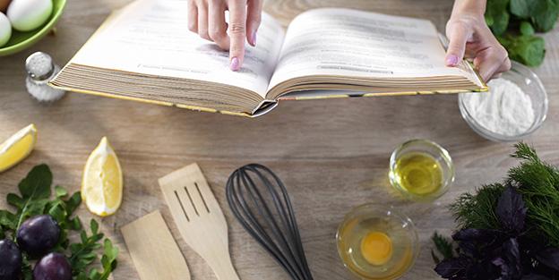 Libros de gastronomía para regalar El Día de Libro