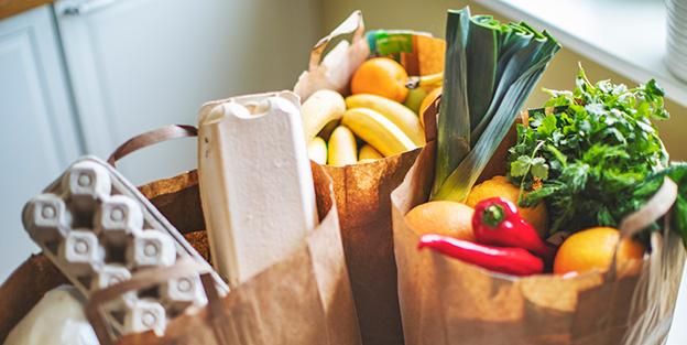 Consejos para hacer una compra saludable