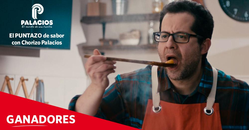 """Ganadores de la promoción """"El puntazo de sabor con chorizo Palacios"""""""