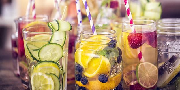 ¿Qué beber en verano más allá del agua?