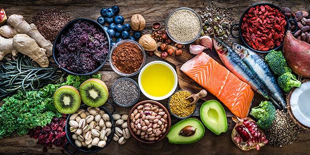 Alimentos saciantes para no pasar hambre