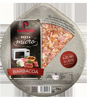 Pizza Micro Barbacoa