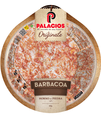 Pizza Originale Barbacoa