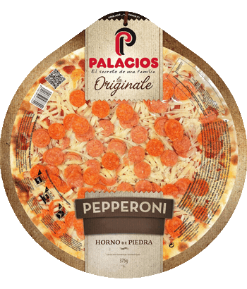Pizza Originale Pepperoni