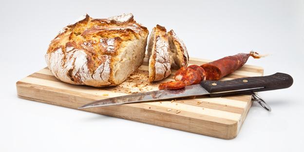 Pan de chorizo campero