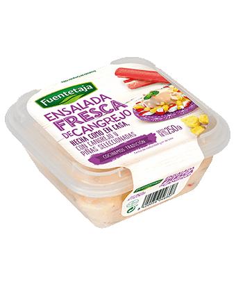 Ensalada cangrejo fresca