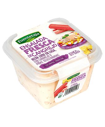 Ensalada cangrejo fresca 450 gr