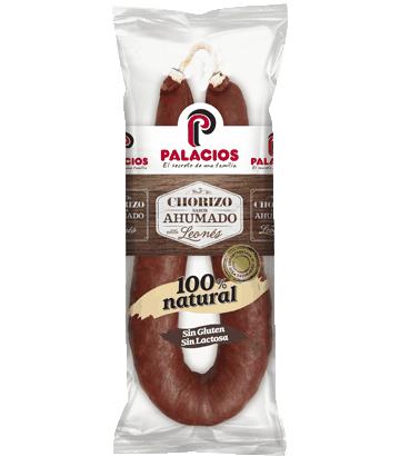 Chorizo sabor ahumado estilo Leonés