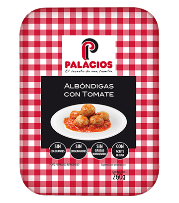 Alb�ndigas con tomate